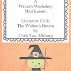 You and your students will love this engaging story about The Widow's Broom. After you read this book aloud, try one or all three activities! Activ...