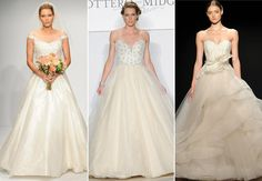 Ball Gown - Your personality: Hopeless romantic—you can't wait to see the look on his face when he sees you in your dress.