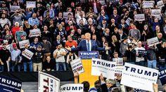 Brace yourselves, America, for President Trump. It's happening. Read Matt Taibbi's cover story in full.