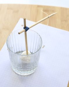 An object lesson about how compasses work. A great activity to do when talking about how God directs our lives.