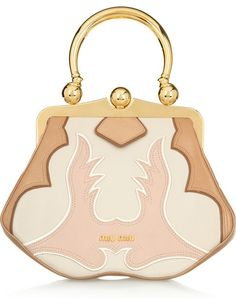 unique purses | ... and unique handbags this unusual offering from miu miu gives me