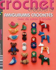 créations crochet: °°° AMIGURUMIS °°°