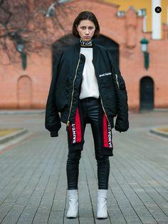 Russia fashion Week 2/17