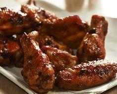 Chipotle Chicken Wings | Maker's Mark Kentucky Straight Bourbon Handmade Whisky