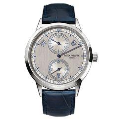 PATEK PHILIPPE SA - Komplizierte Uhren Ref. 5235G-001 Weißgold