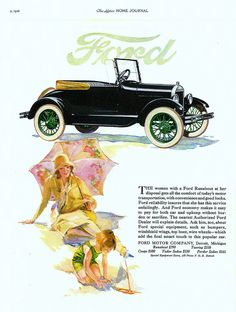 1926 Ford (Model T) Runabout