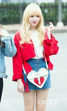 Image result for yerin gfriend fashion 2017