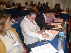 Todos los asistentes realizaron anotaciones sobre el tema debido a los cambios que esta norma tuvo.