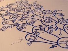 Doodle by Lienke Raben