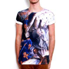 Louis XIV Tee, now featured on Fab. Tie Dye, Louis Xiv, Tees, Objects, Design, Women, Fashion, Moda, T Shirts