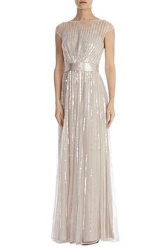 Shimmer Maxi Dress £220