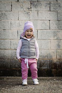 pink harem pants and merino beanie Harem Pants, Winter Jackets, Beanie, Pink, Fashion, Winter Coats, Moda, Harem Trousers, Winter Vest Outfits