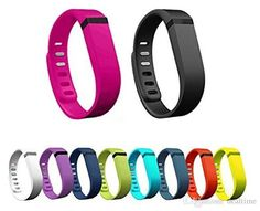 (BUY 2 GET 1 FREE)Imported Colorful Replacement Band / Strap for Fitbit Flex | eBay