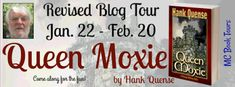 Reviews by Crystal: #GiveAway ~  QUEEN MOXIE  By Hank Quense