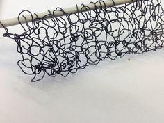 Wire knitting - Own work