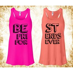 Best Friend Forever Tank Tops for Women Beautiful Tanks for Best... ($29) ❤ liked on Polyvore featuring tops, black, tanks, women's clothing, see through tank top, racerback tank tops, black tank, black top and women tops