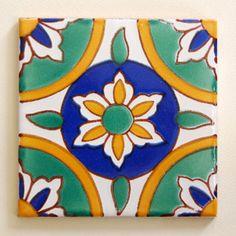 チュニジア雑貨 チュニジアのタイル