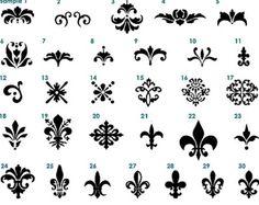 Get A Tattoo Different Styles Fleur De Lis The