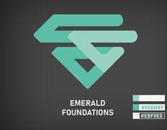 Working On Myself, Mood Boards, New Work, Emerald, Foundation, Behance, Photoshop, Branding, Profile