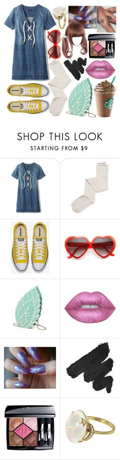 """""""Summer Vibes"""" by dappershadow ❤ liked on Polyvore featuring Avon, Intimately Free People, Lime Crime, NYX, Christian Dior, cutekawaii and Andrea Fohrman"""