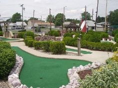 Gino's Golf and Paintball Center