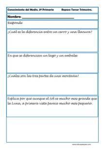 Fichas Conocimiento del medio tercero primaria 3 trimestre 04 Socialism, Third, Knowledge, Note Cards