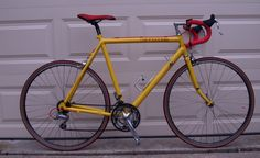 current going price - '80s Cannondale Touring Frame/Fork