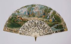 Philadelphia Museum of Art - Collections Object : early 19th century French Fan