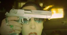 Image result for marilyn manson we know where you live