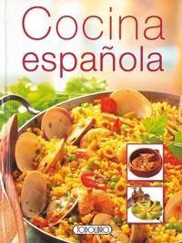 Cocina española. Madrid : Todolibro, [200-?]