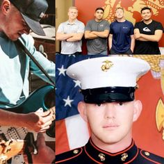 The Marine Corps allowed Pvt. Kristofer Maldonado to achieve his dream of becoming a military policemen. Usmc, Marines, Patriotic Poems, Marine Corps, Captain Hat, Military, Military Man, Army