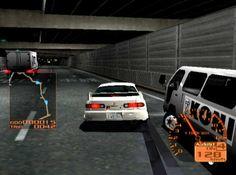 Tokyo Xtreme Racer 2. Um dos meus racers favoritos. Ahh, Dreamcast...