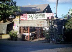Sari Sari Store, Manila, Philippines.