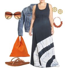 plus size spring vacay by kristie-payne on Polyvore featuring Mode, Hard Tail, J.Crew, Yellow Box, MM6 Maison Margiela, Tory Burch, Dorothy Perkins, River Island and plus size dresses