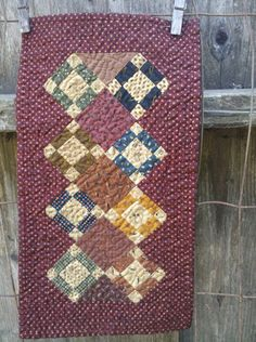 Too many projects, so little time - quiltsbycheri Baby Girl Quilts, Girls Quilts, Scrappy Quilts, Mini Quilts, Purple Quilts, Fat Quarter Quilt, Primitive Quilts, Blackbird Designs, Miniature Quilts