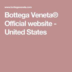 Bottega Veneta® Official website - United States