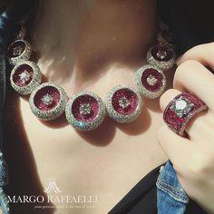 banking account When Fawaz Gruosi foun - banking Trendy Jewelry, Jewelry Sets, Fashion Jewelry, Diamond Gemstone, Diamond Jewelry, Jewelry Branding, Stone Jewelry, Indian Jewelry, Bridal Jewelry