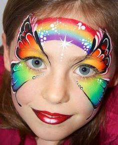 Face Painting Designs | Pictures | Face Paint Designs Artist : Jenny Saunders