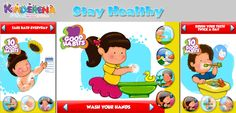 Inculcate Good Habits in Your Kids' Daily Lifestyle and Help Them Stay Fit and Healthy #Kidshealth #babycenter