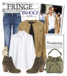 """""""Yahoo Style NYFW Trend: Fringe"""" by glamorous09 ❤ liked on Polyvore featuring Melissa, ThePerfext, Yves Saint Laurent, White Label, Marc by Marc Jacobs, Sole Society, Sanctuary, contestentry, PolyvoreNYFW and yahoostyle"""