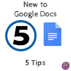 If you are not a Google Docs user here are 5 things for you to know: Go to docs.google.com to create a new Google Doc or create one from Google Drive. A Google text document starts as a blank page …
