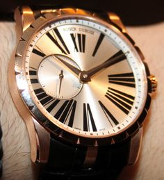 Roger Dubuis Excalibur 42 Watch Hands-On