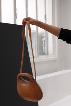 The Making Of | Christophe Lemaire's Striking, Sculptural Leather Bags