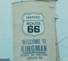 Getting our kicks on Route 66! http://www.theconstantrambler.com/route-66-road-trip-planner-map/
