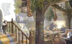 wind in the willows by inga moore - Google Search