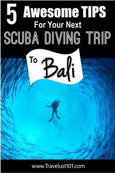 If you are planning to scuba dive in Bali, make sure you check out these insider's tips on how to make the most of your diving vacation! Scuba Diving Bali, Best Scuba Diving, Cave Diving, Sea Diving, Bali Travel Guide, Solo Travel Tips, Asia Travel, Travel Advice, Maui Vacation