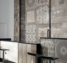 Modern Industrial - Kilim by Alhambra Home & Garden | Alhambra Home & Garden