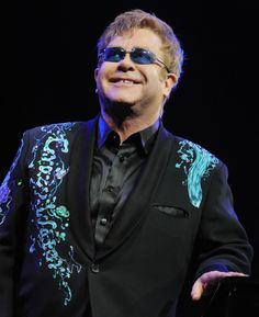 "Elton John | ELTON JOHN traz ao Brasil a turnê ""40th anniversary of the Rocket ..."