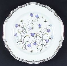 Discontinued Spode China Patterns | Pattern: Campanula by SPODE CHINA