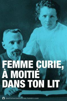 """""""Des Fists et des Lettres"""", un blog détournant les grands noms de l'Histoire pour en faire des jeux de mots alternant entre vulgarité et philosophie."""